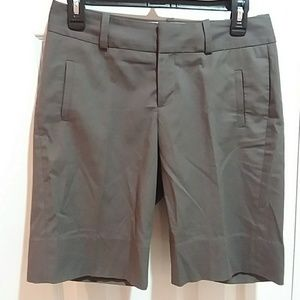 Banana Republic Martin Fit Bermuda Shorts Sz 2